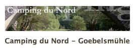 Sponsor Camping du Nord